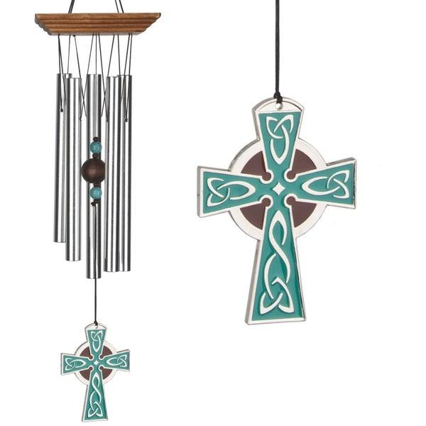 Woodstock Celtic Chime Cross