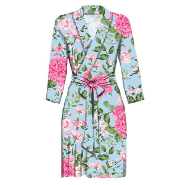 Carnation Robe