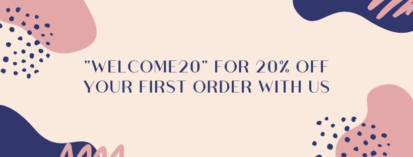 New Member Discount Code