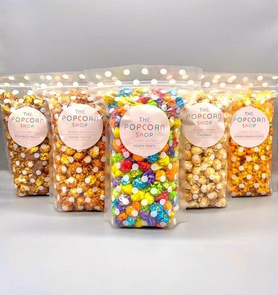 The Popcorn Shop Popcorn - Several varieties