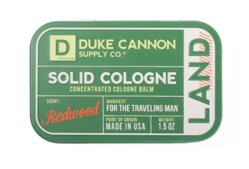 Solid Cologne- Land