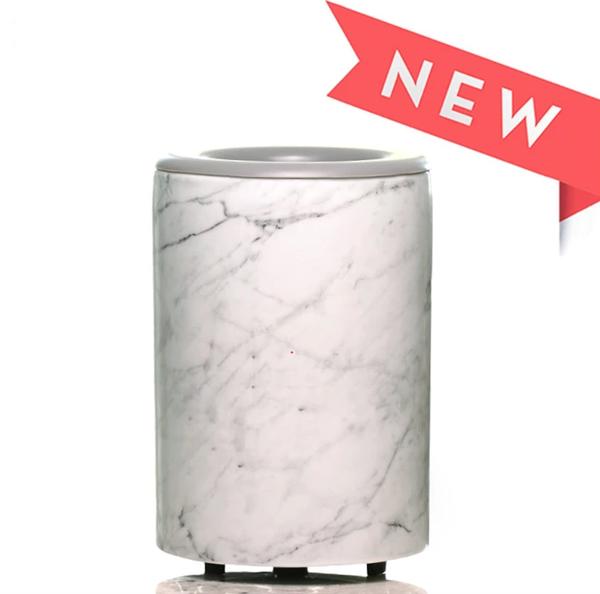 NEW Happy Wax Mod Wax Warmers - Marble