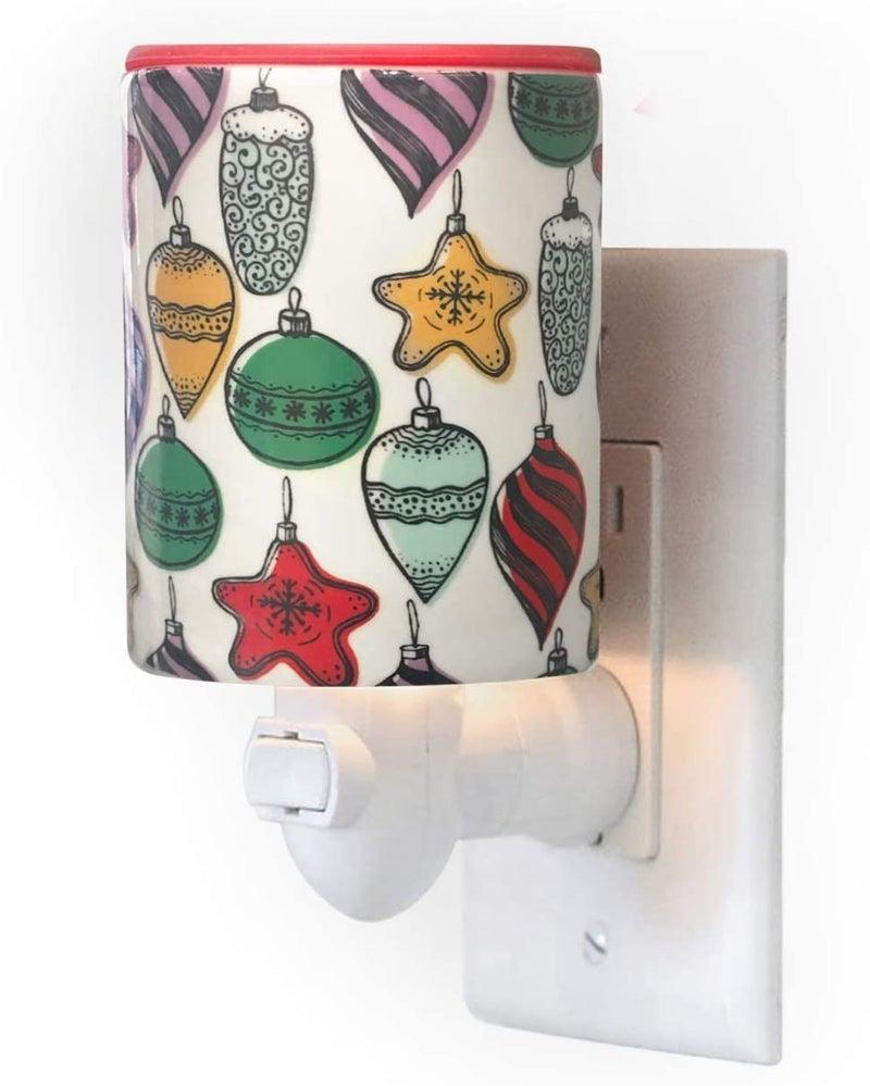 Happy Wax Vintage Ornament Plug-In Warmer