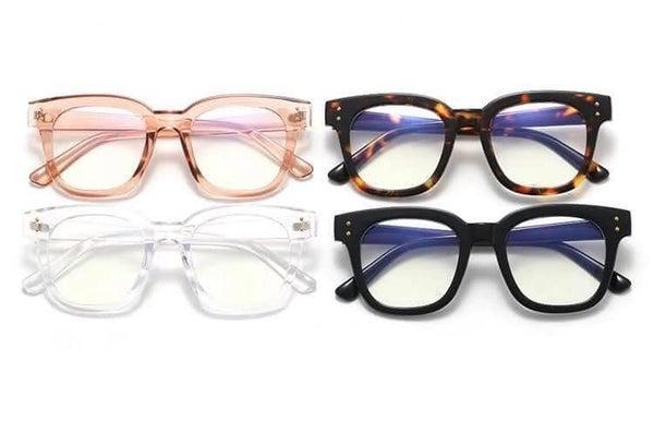Round Blue Light Glasses