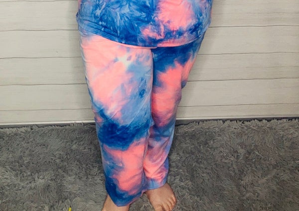 Cotton Candy Explosion Joggers