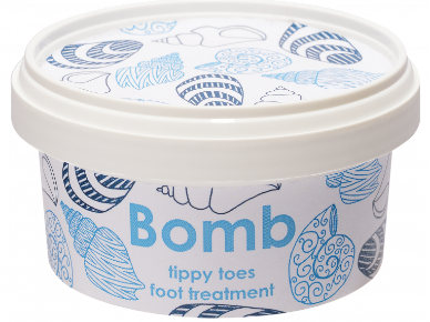 Bomb Cosmetics - Tippy Toes Foot Lotion