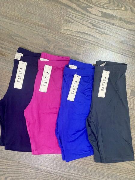 Yelete Bike Shorts!
