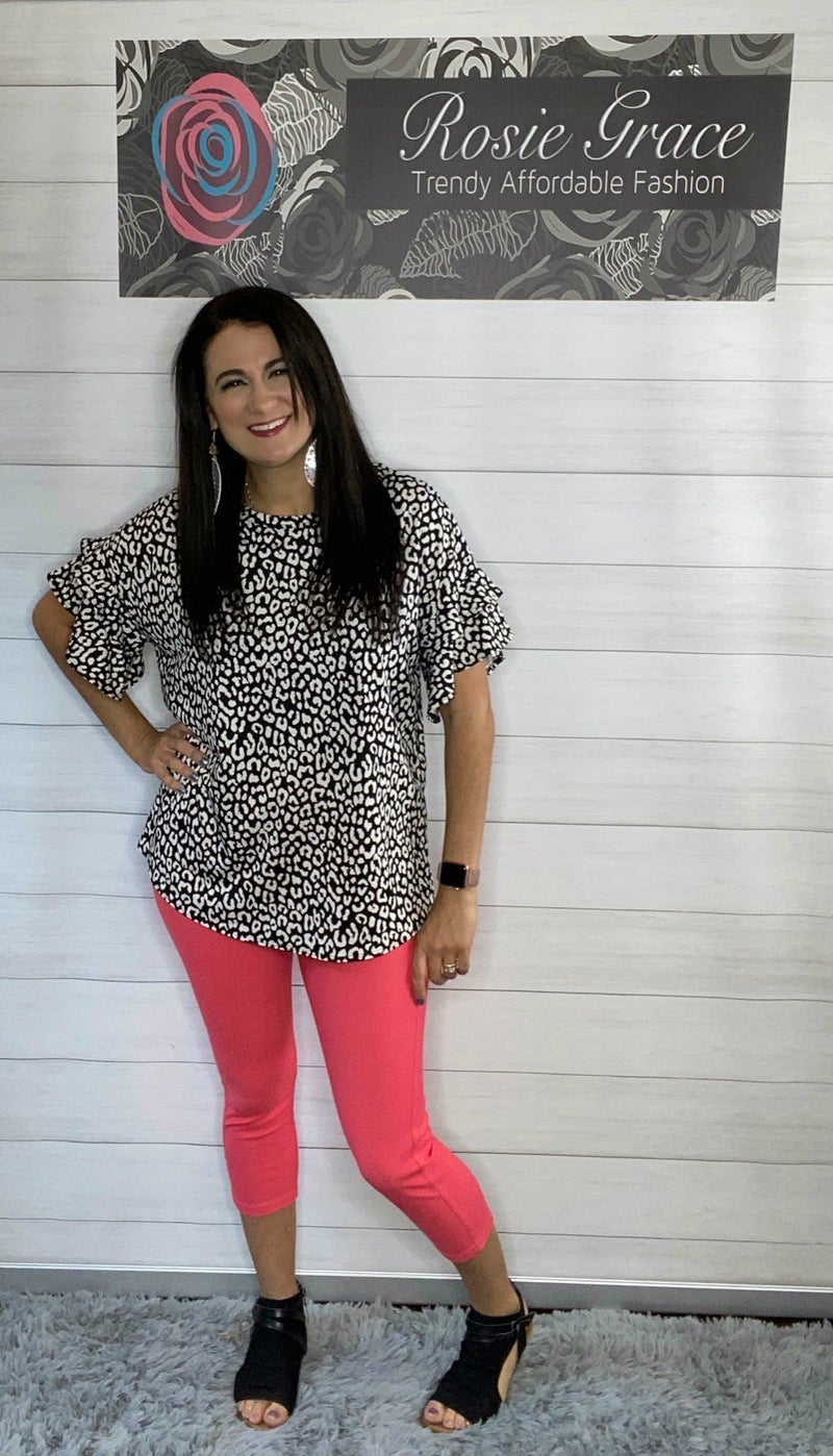 Snow Leopard Tunic