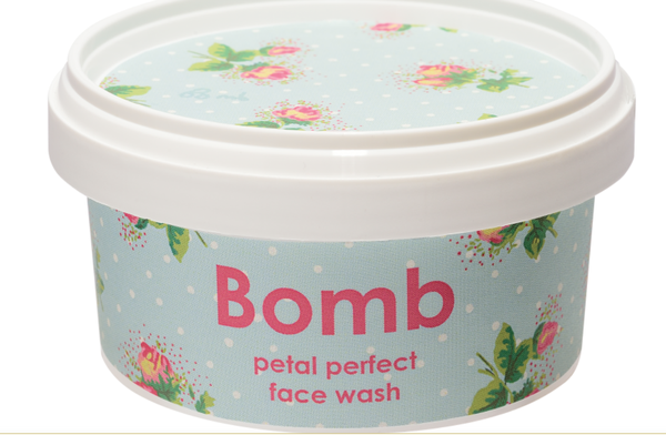 Bomb Cosmetics - Petal Perfect Face Wash