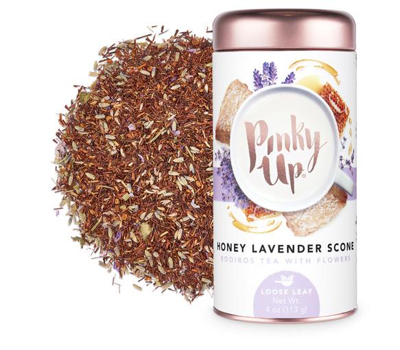 Honey Lavender Scone Loose Leaf Tea