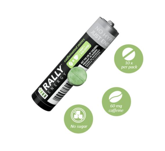 Rally Energy Mints