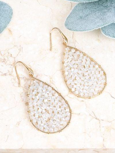 Dream Weaver Drop Earrings