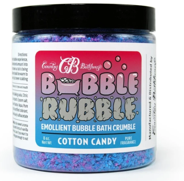 Country Bathhouse - Bubble Rubble Bubble Bath