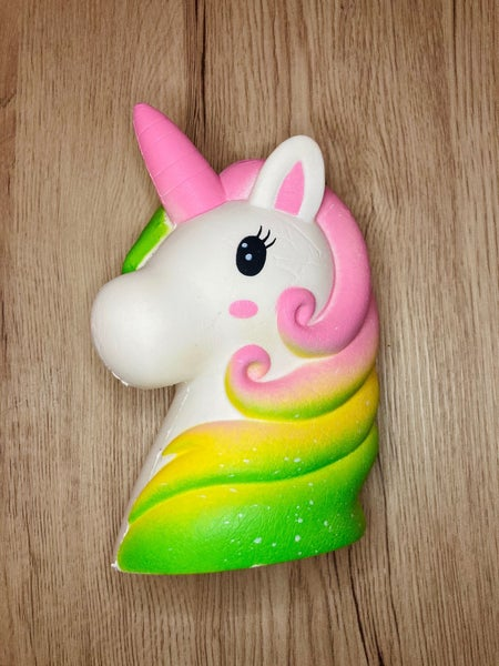 Slow Rising Squishy Scented Unicorn *Final Sale*