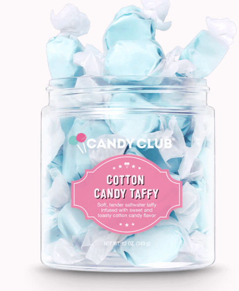 Cotton Candy Taffy