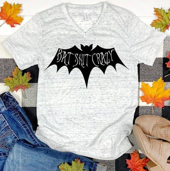 Bat Shit Crazy Graphic T
