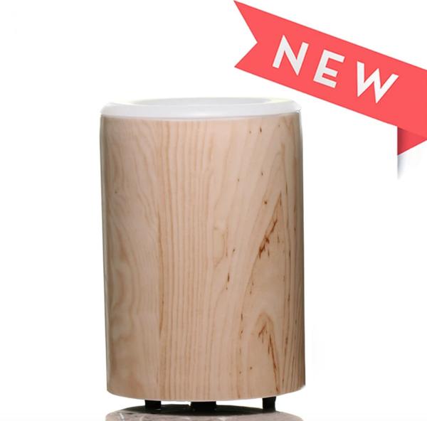 NEW Happy Wax Mod Wax Warmers - Birchwood