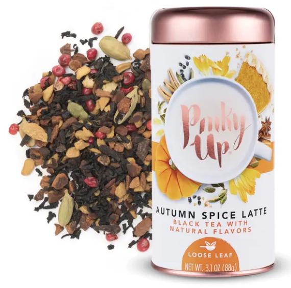 Autumn Spice Latte Loose Leaf Tea