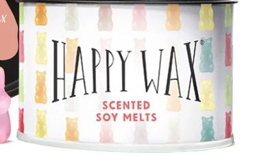 Happy Wax Wax Melts- Classic Tin