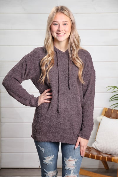 Stylish Standards Top Charcoal