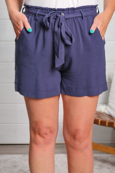 Picnic Lunch Shorts Navy
