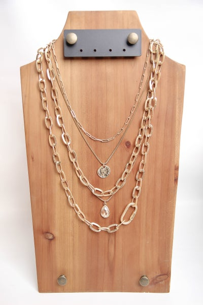 Our Golden Memory Necklace