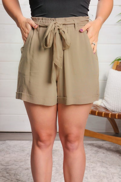 Picnic Lunch Shorts Olive
