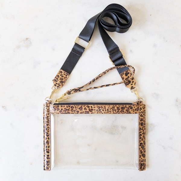 Unique Style Clear Crossbody