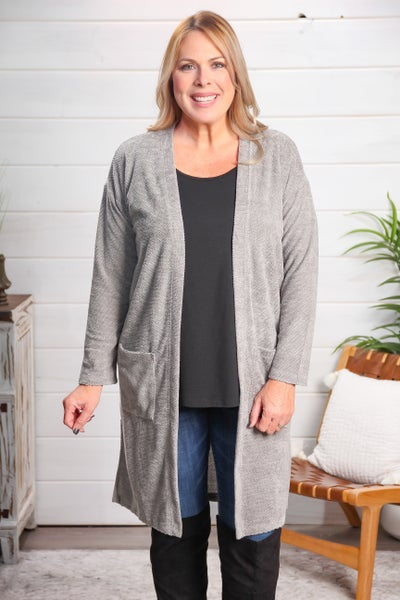 Potentially Yours Cardigan *Final Sale*