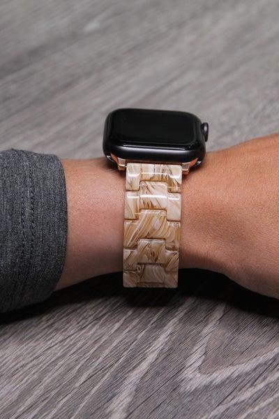 Apple Watch Band Acrylic 'Shell'