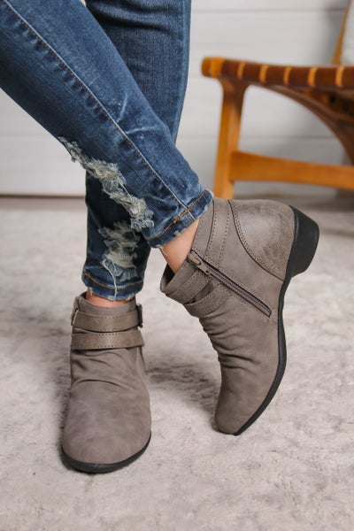 Stick with The Classics Booties *Final Sale*