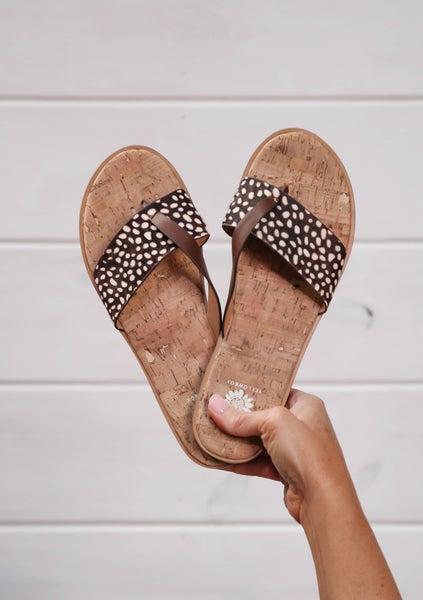 Summer Spectacular Sandals Cheetah