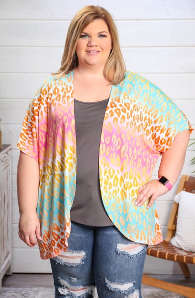 So Much Yes Kimono *Final Sale*