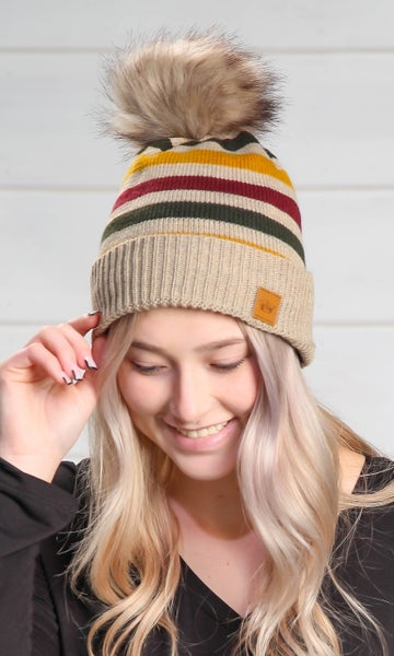 Knitted With Perfection Beanie