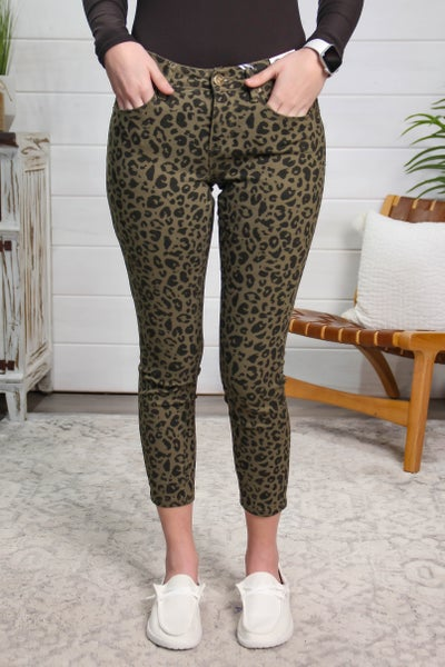 Fierce and Sassy Ankle Pants