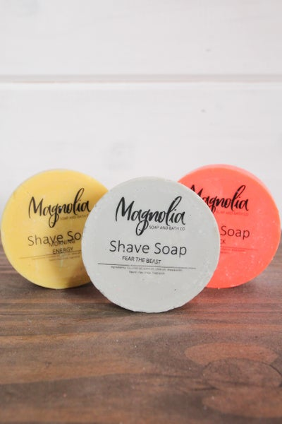 Magnolia Shave Soap