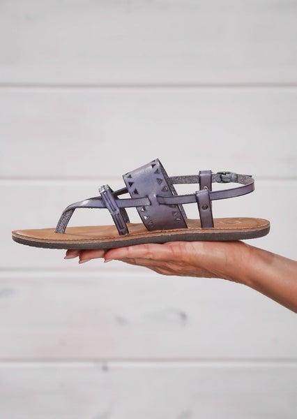 Easy Going Sandals Blue Slate