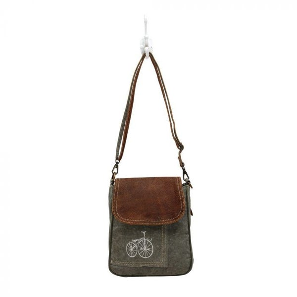 Myra Bag By-Cycle Print Shoulder Bag