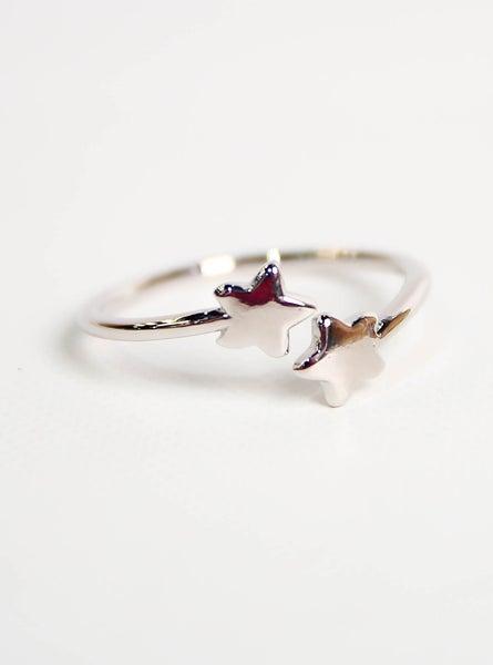 Star Ring Silver