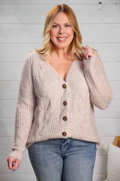 Have Faith Sweater
