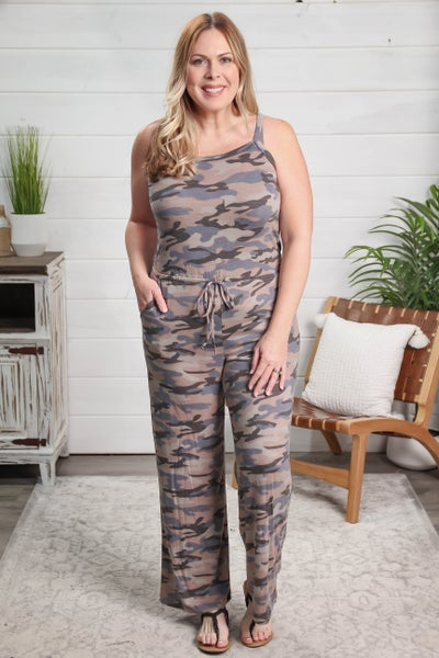 Looking For Love Jumpsuit