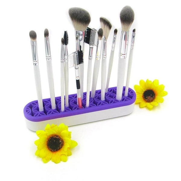 Silicone Makeup Brush Holder