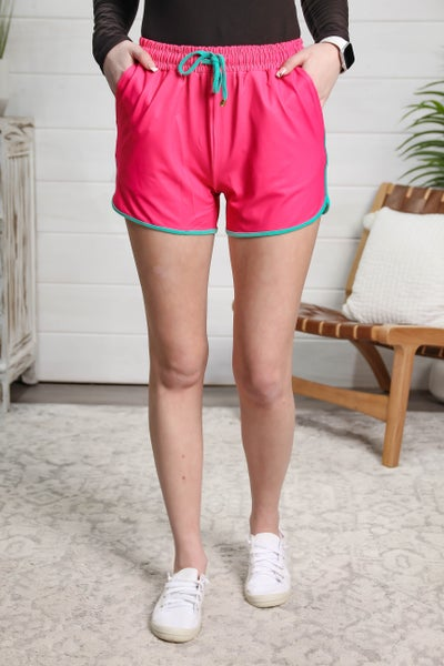 Sporty Girl Shorts Pink