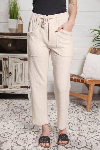 Boardwalk Beauty Pants Natural