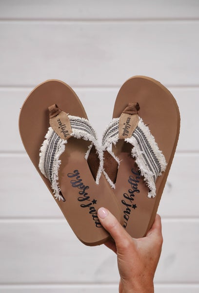 Summer Lovin' Flip Flops