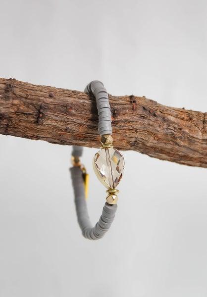Erimish Bracelet Panama Pear Grey