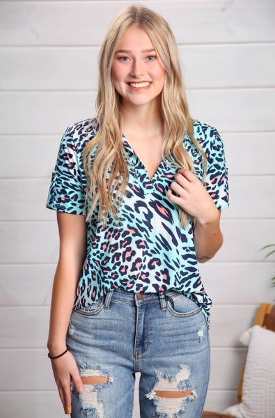 This Wild Thing Top Mint *Final Sale*