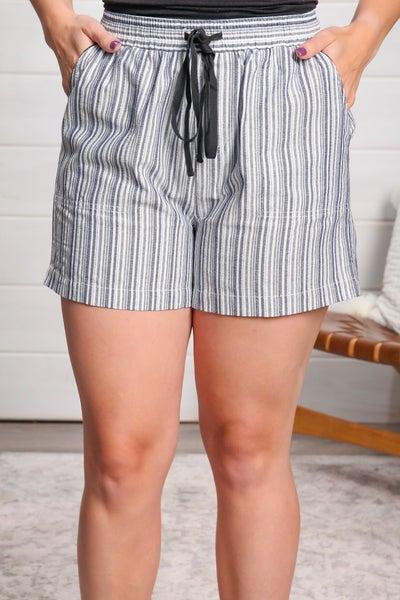 Stripes For Days Shorts