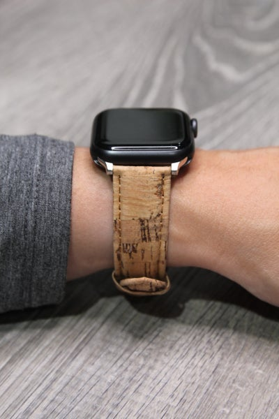 Apple Watch Band Cork