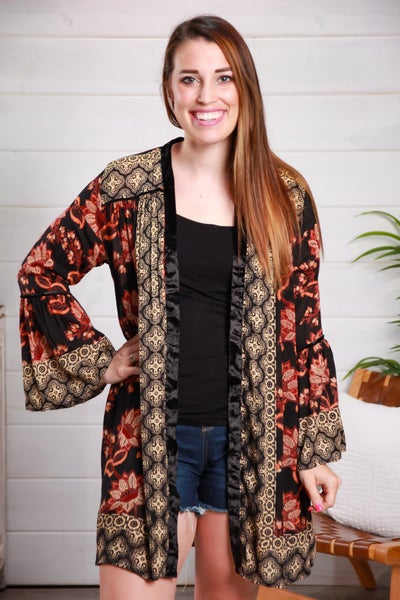 Better With Time Kimono *Final Sale*